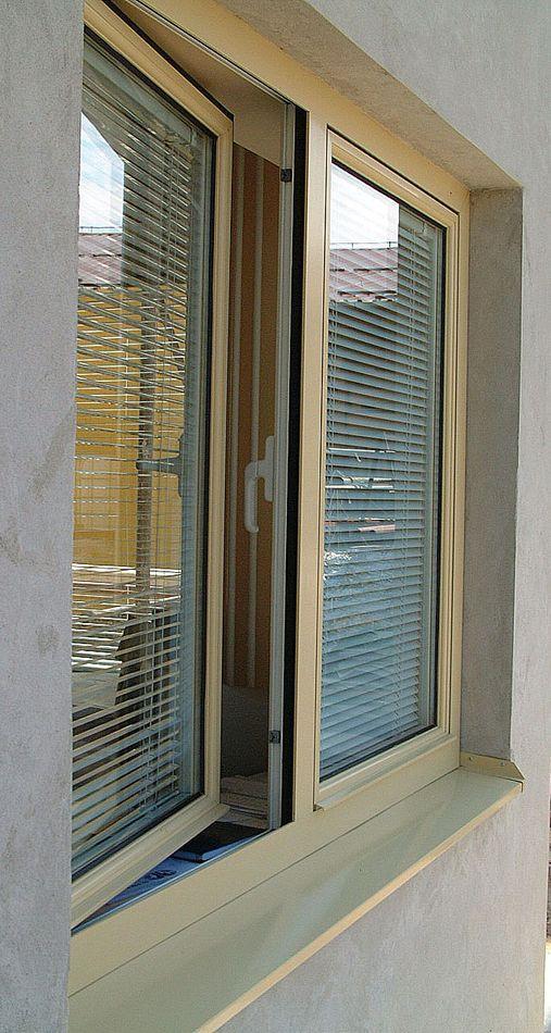 ALPAK Subotica - Prozor drvo-alimunium spolja