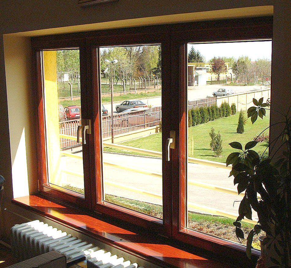 ALPAK Subotica - Prozor drvo-aluminium izunutra