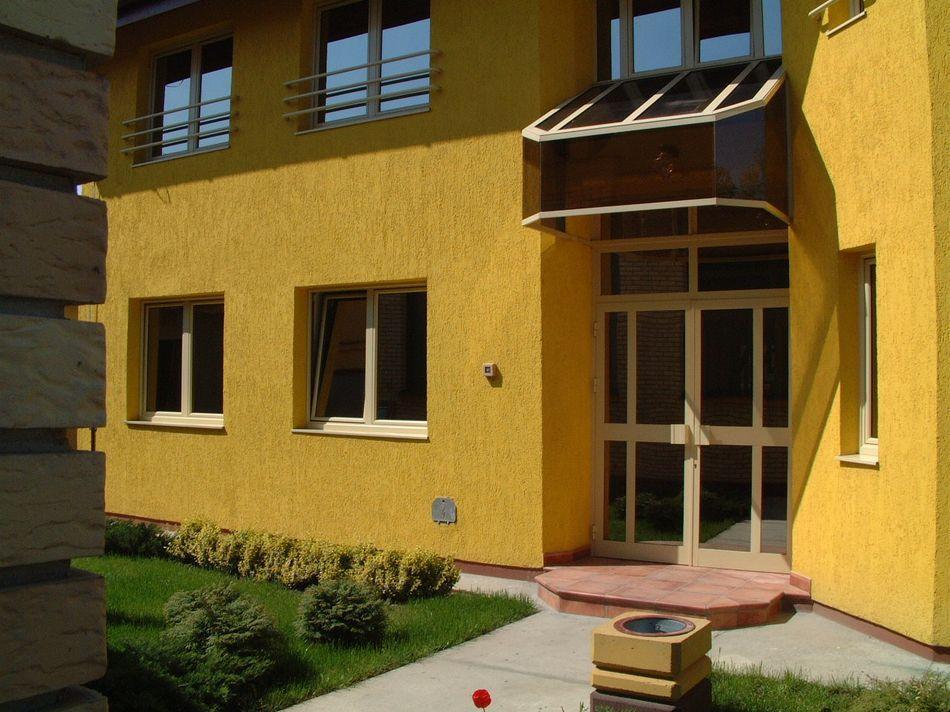 ALPAK Subotica - Ulazna vrata
