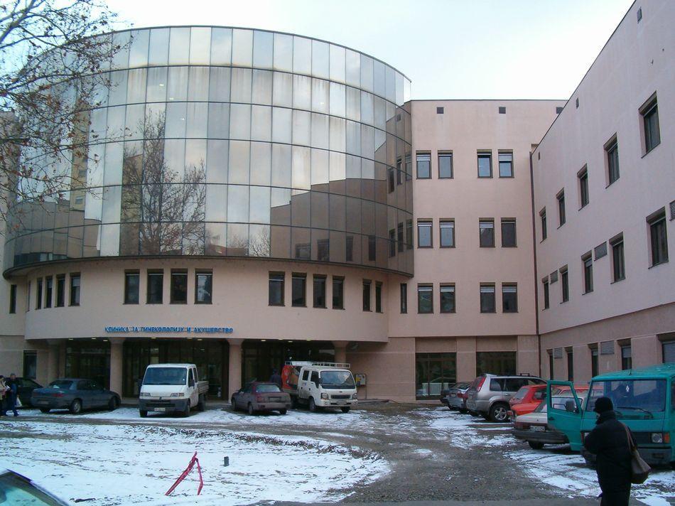 BETANIJA - Klinicki Centar Novi Sad - Kruzna fasada 1