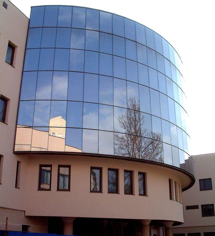 BETANIJA - Klinicki Centar Novi Sad - Kruzna fasada 2