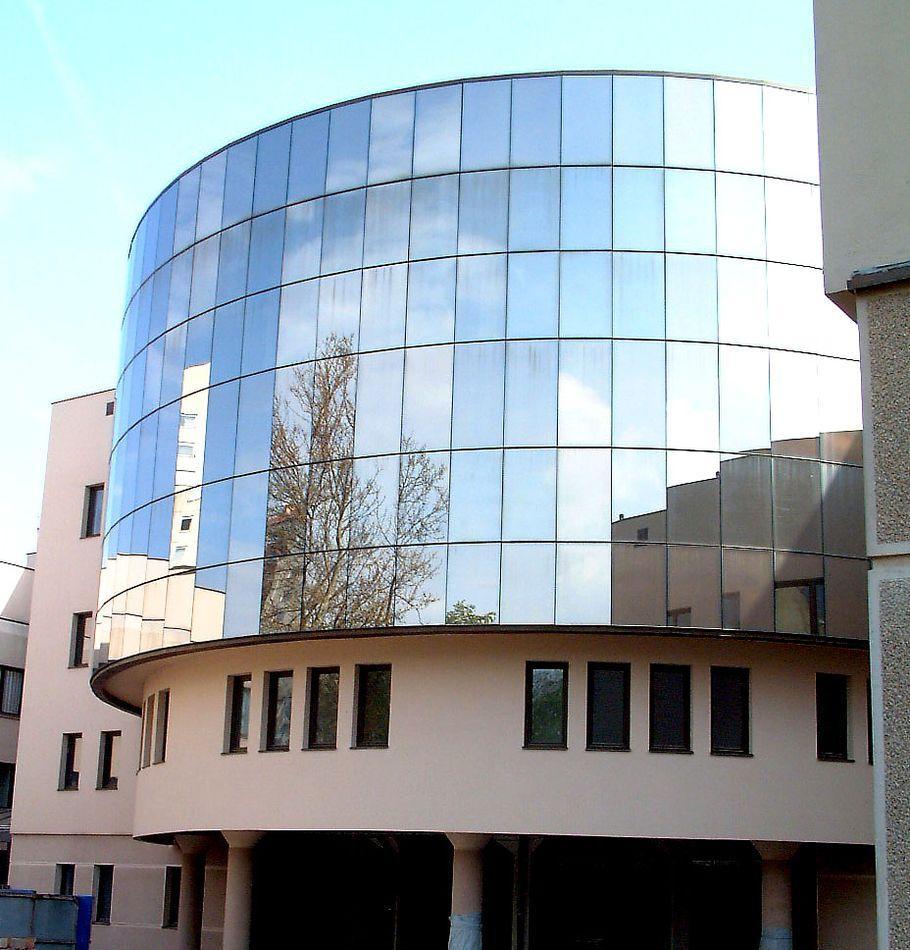 BETANIJA - Klinicki Centar Novi Sad - Kruzna fasada 3