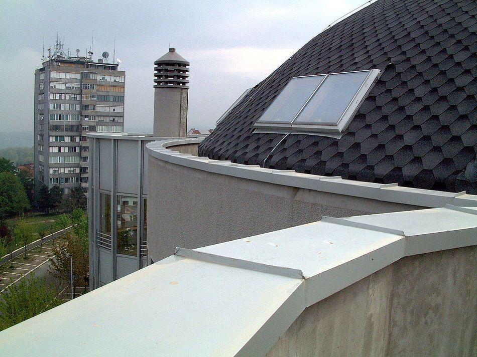 GOLF Beograd - Stambeni Objekat - Krovni prozor, spolja