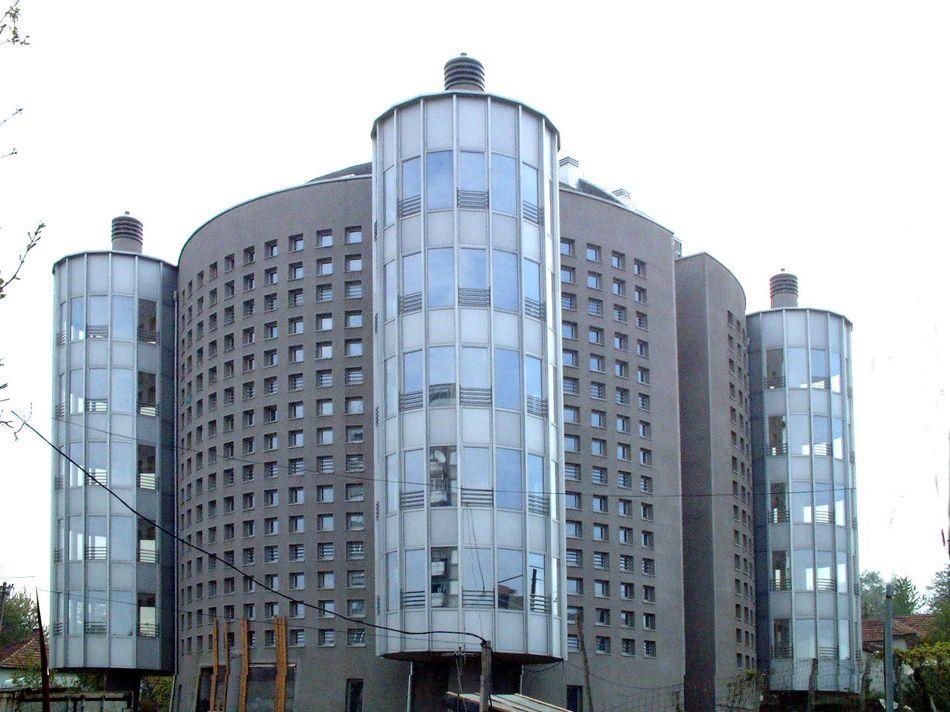 GOLF Beograd - Stambeni Objekat - Krupni plan