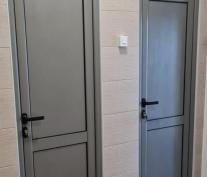 GRP Centar - Proizvodna hala - PVC vrata