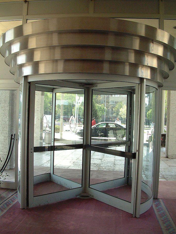 HOTEL JUGOSLAVIJA Beograd - Kruzna vrata, iznutra