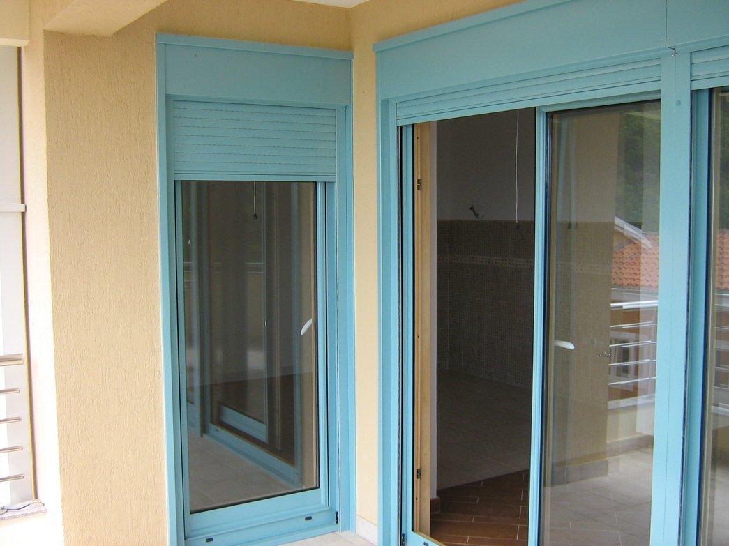 LUCICE Petrovac-Balkonski prozor i klizna stena
