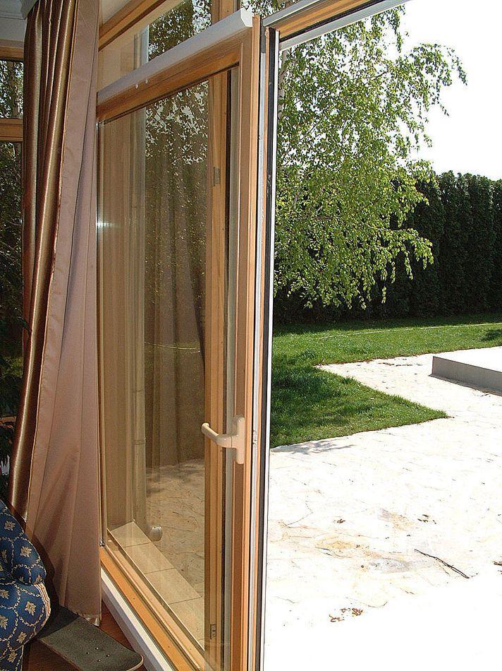 MATEKS Subotica - Otklopna klizna vrata, iznutra