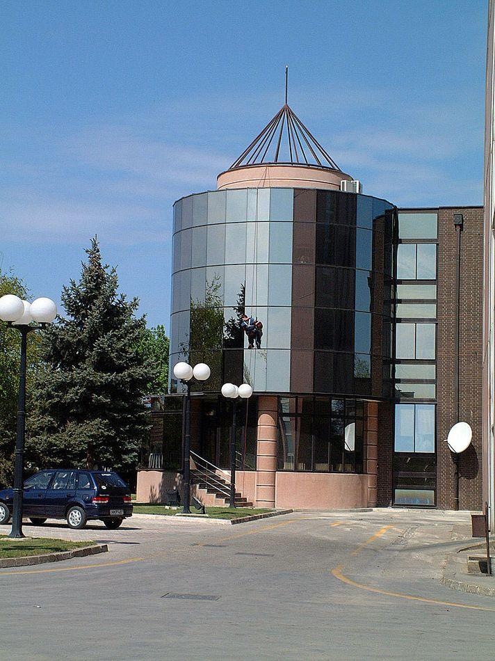 PIONIR Subotica - Fasada cilindar
