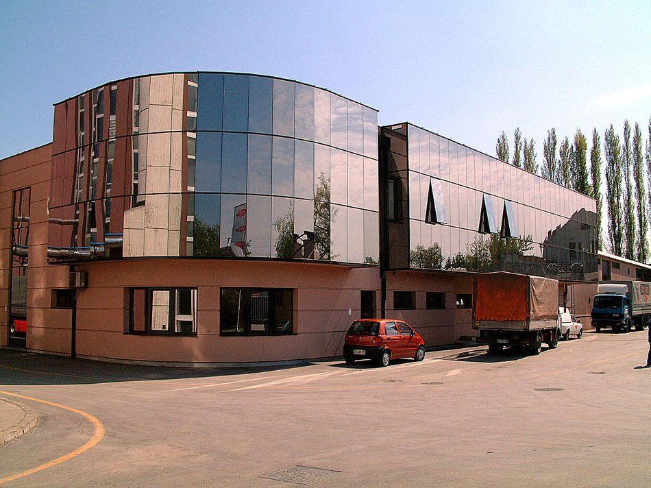PIONIR Subotica - Fasada lucna i ravna
