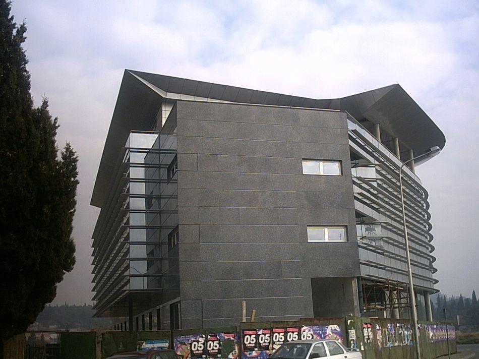 RIBNICA Podgorica - Fasada, bok
