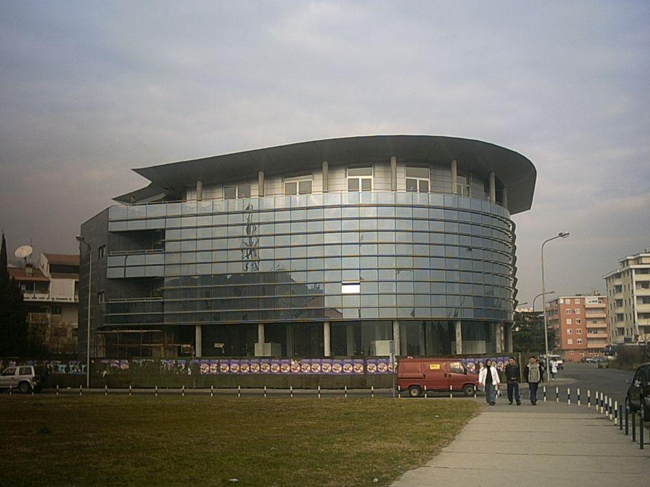 RIBNICA Podgorica - Fasada sa horizontalnim brisolejima