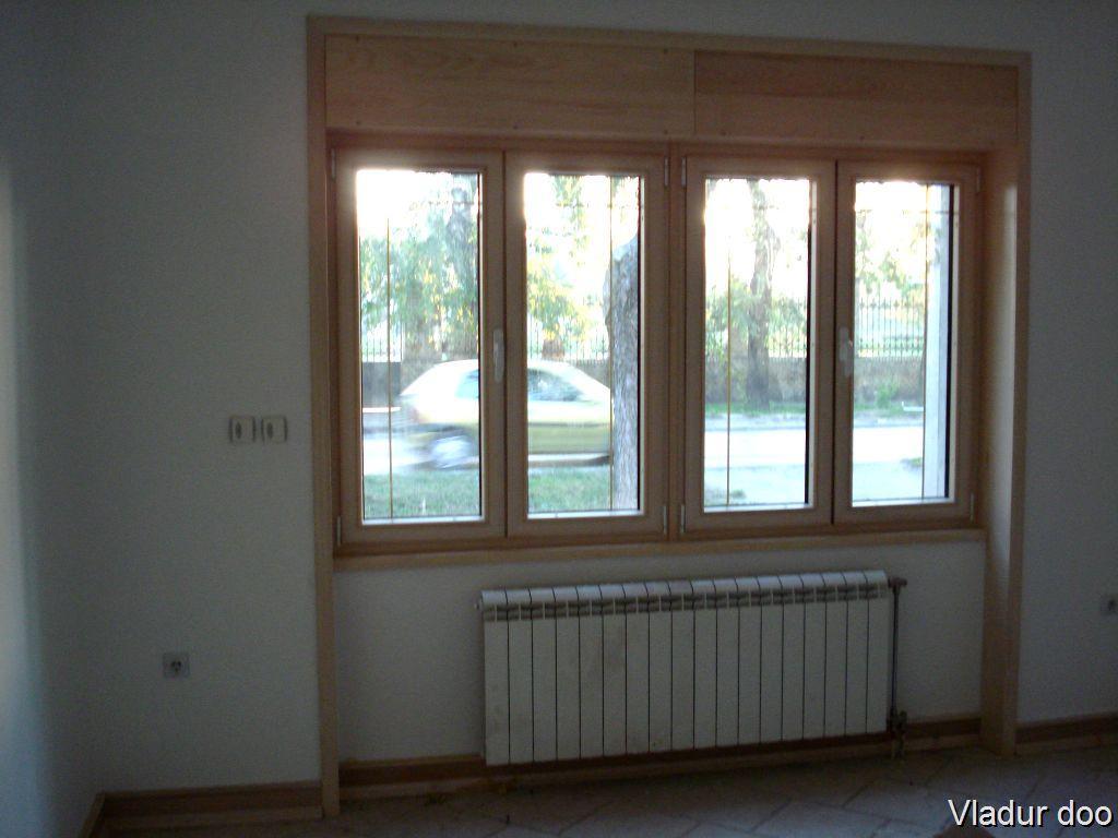 Cetvorokrilni prozor