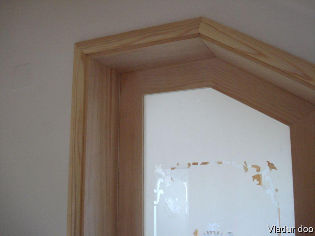 Unutrasnja vrata na mansardi 1