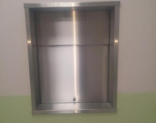 Vrtić - Stanišić -Aluminijum stolarija - Kuhinja - Pregradni prozor - Zatvoren element