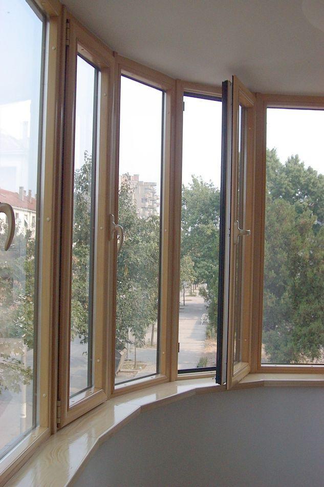Stambena zgrada Niksic - Prozori drvo-aluminum 2