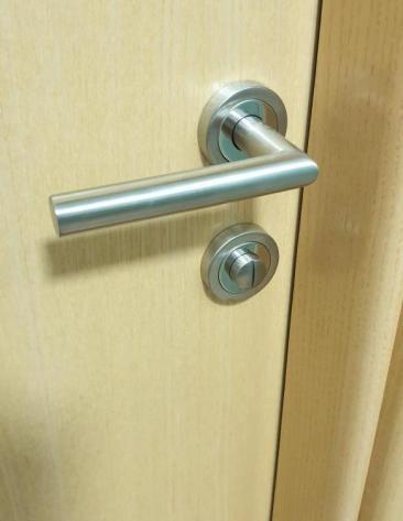 Sigurnosna vrata - Izgled kvake