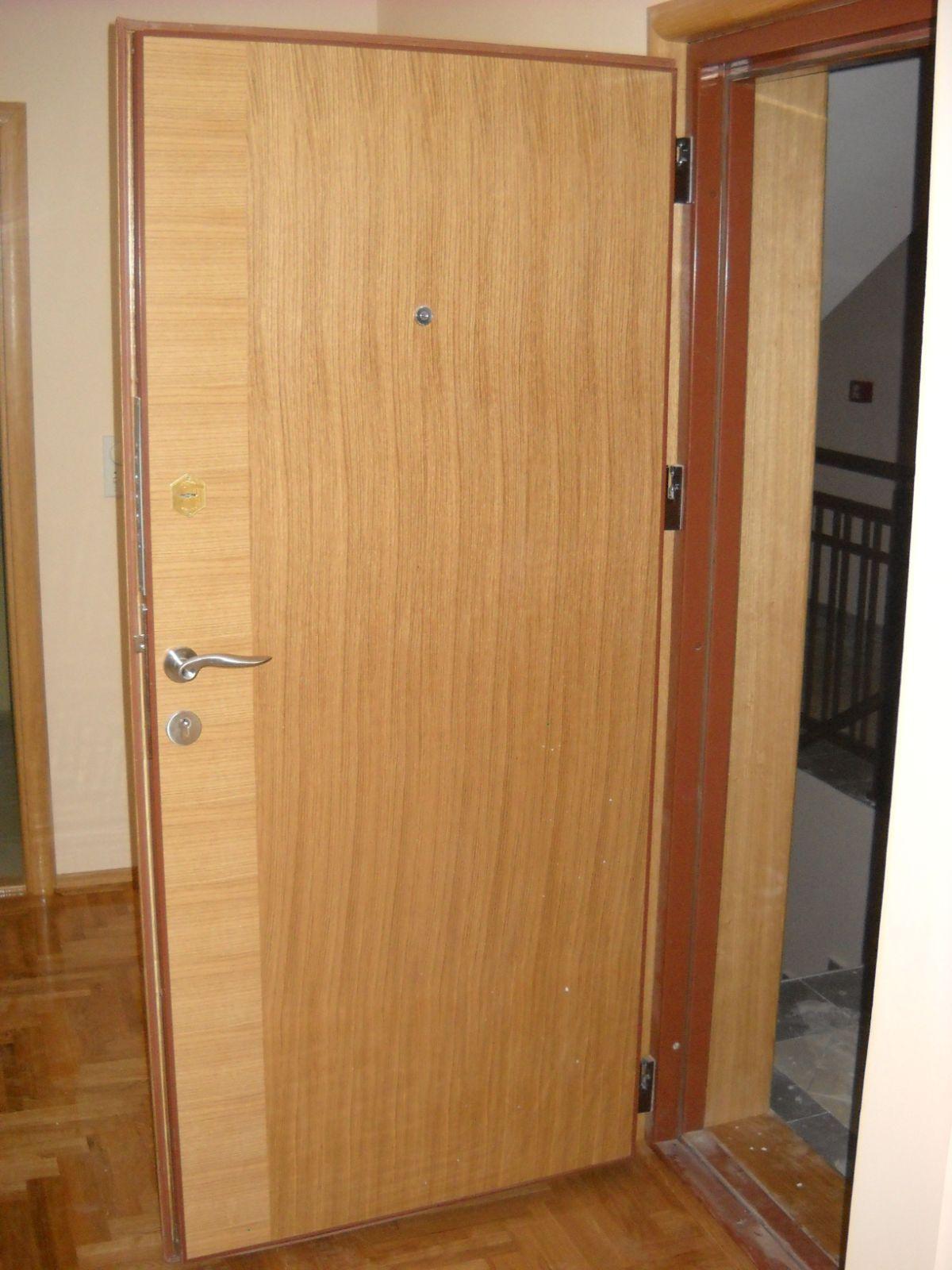 Sigurnosna vrata - Otvoren element